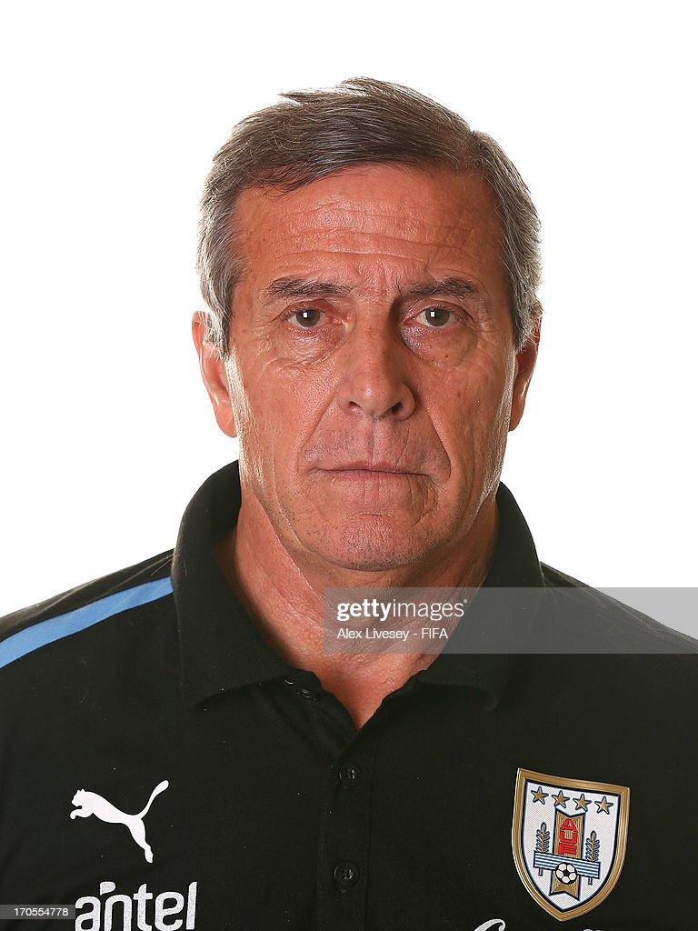 Uruguay Portraits - 2013 FIFA Confederations Cup Brazil