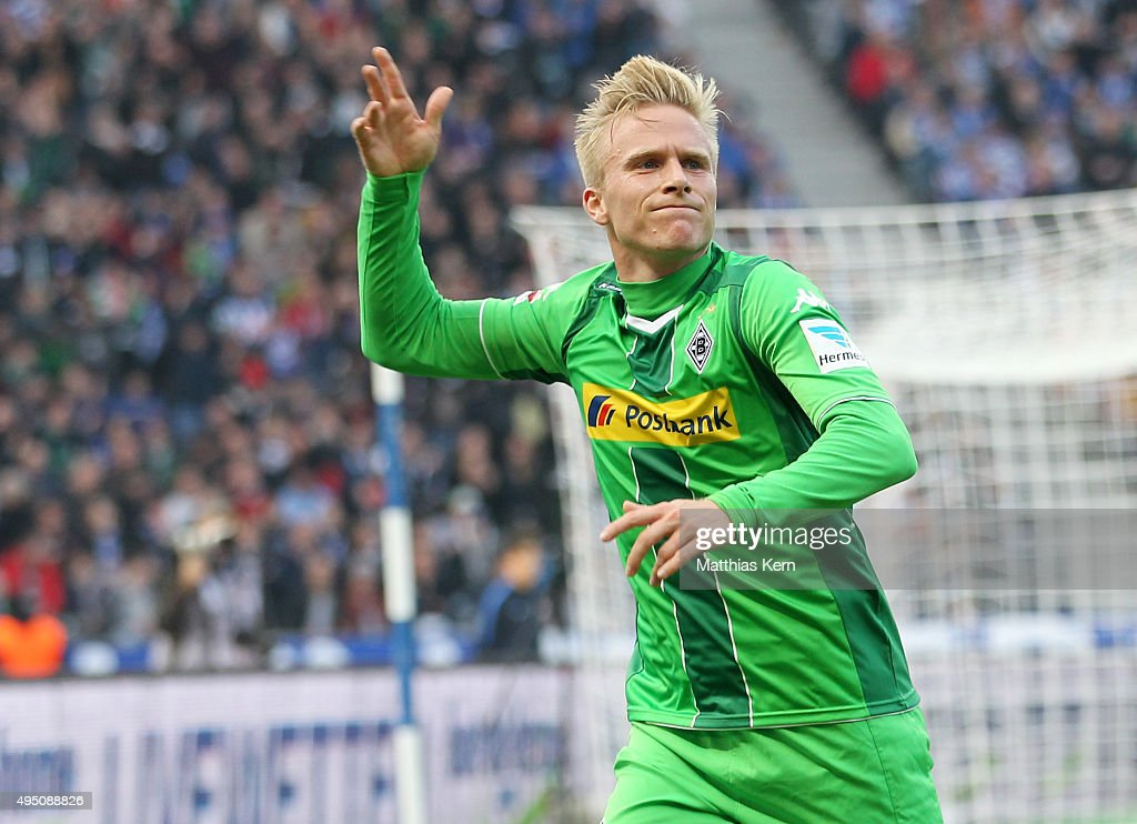 Hertha BSC v Borussia Moenchengladbach - Bundesliga : News Photo
