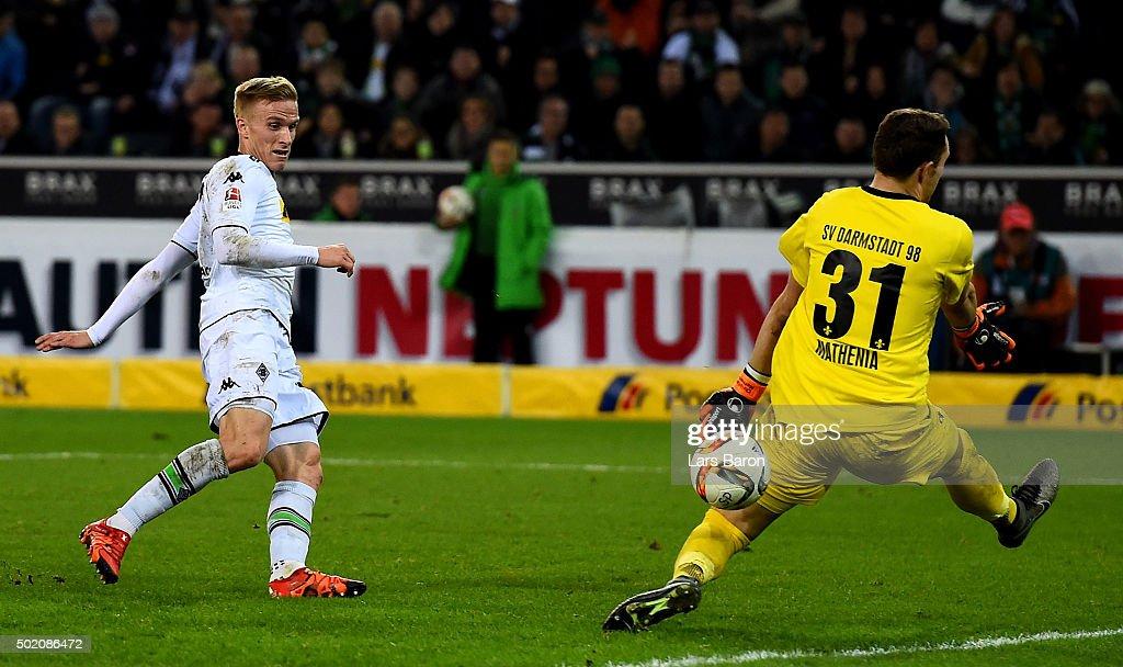 Borussia Moenchengladbach v SV Darmstadt 98 - Bundesliga : News Photo