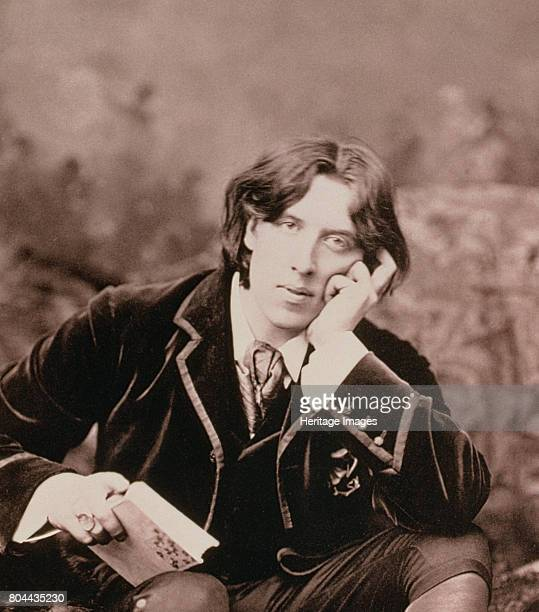 Oscar Wilde Irish born playwright and wit 1882 Wilde studied at Trinity College Dublin and at Magdalen College Oxford where he gained a reputation...