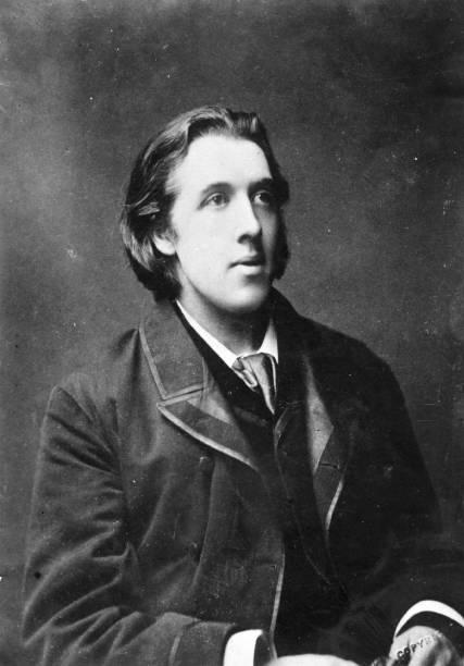 Oscar Wilde , Irish playwright, novelist, essayist,...