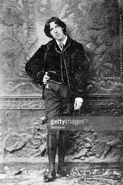 Oscar Wilde was an Irish poet playwright and novelist and died in Paris having changed his name to Sebastian Melmoth