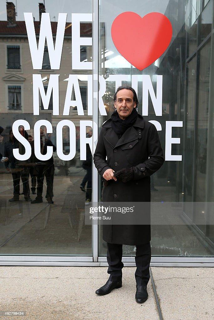 Tribute to Alexandre Desplat - 7th Film Festival Lumiere In Lyon