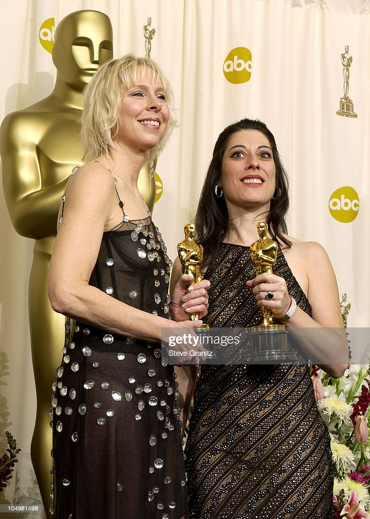 The 74th Annual Academy Awards - Press Room : Photo d'actualité