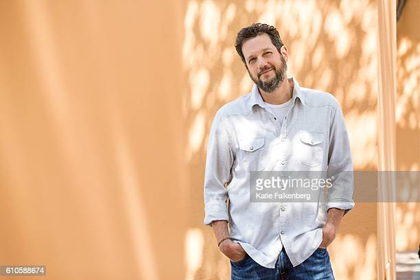 Oscar winning composer Michael Giacchino is photographed for Los Angeles Times on July 7 2016 in Los Angeles California PUBLISHED IMAGE CREDIT MUST...