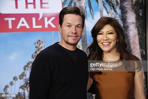 "Oscar-nominated actor Mark Wahlberg discusses his new movie from CBS Films ""Patriots Day"" on ""The Talk,"" Friday, January 13, 2017 on the CBS..."