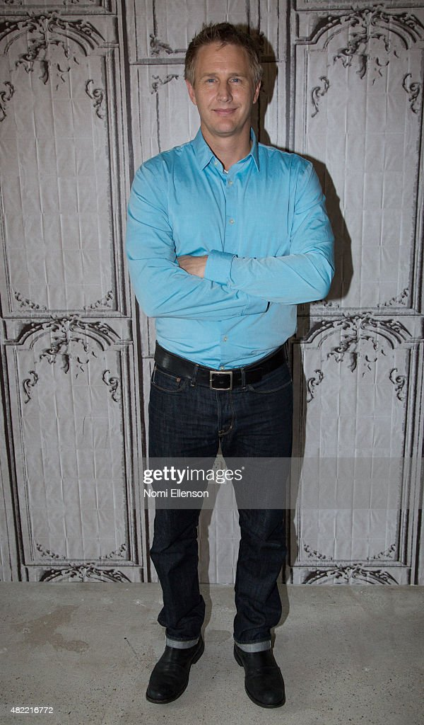 Oscar-winning filmmaker Daniel Junge attends AOL Build Presents: 'A LEGO Brickumentary' at AOL Studios In New York on July 28, 2015 in New York City.