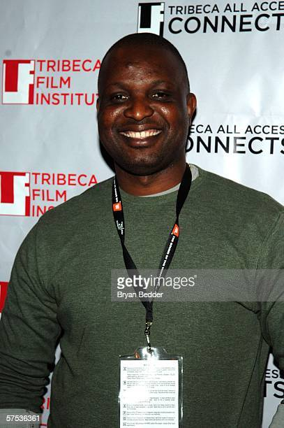 Ose Oyamendan attends the TAA Closing Night Party during the 5th Annual Tribeca Film Festival May 4, 2006 in New York City.