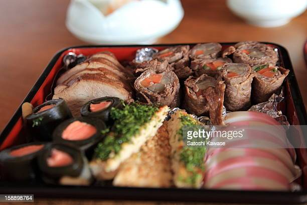 Osechi - Japanese New Year's Cuisine