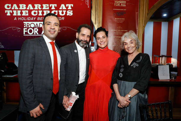 NY: Broadway For All Presents 2nd Annual Holiday Benefit, Cabaret at the Circus