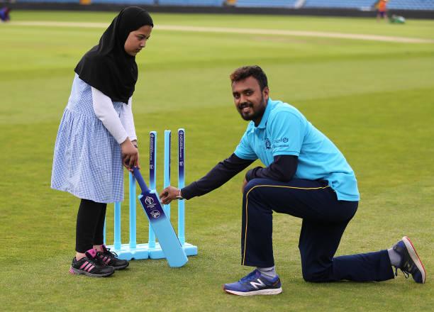 GBR: Cricket 4 Good: Sri Lanka - ICC Cricket World Cup 2019