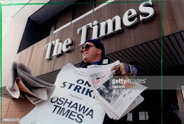 Oshawa times Joel Gates