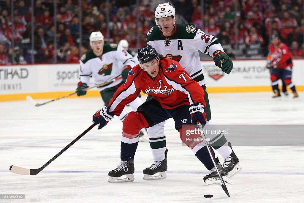 Minnesota Wild v Washington Capitals