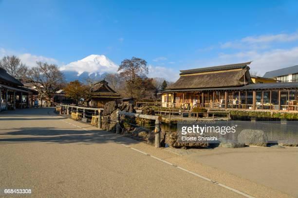 Oshino Hakkai Village