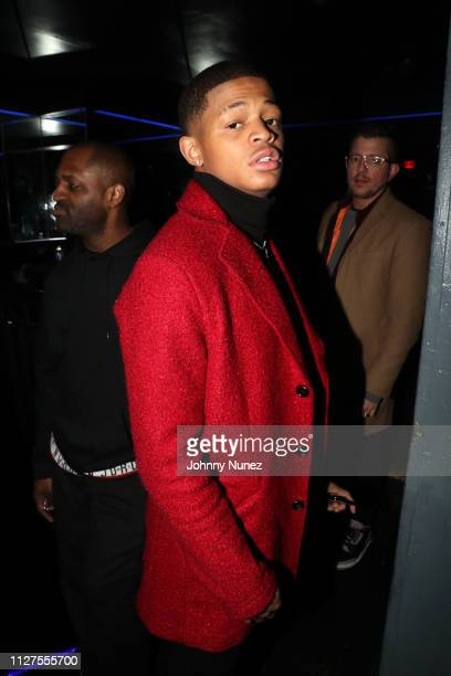 Osiris attends Hot 97 Who's Next Def Jam at SOB's on February 25 2019 in New York City