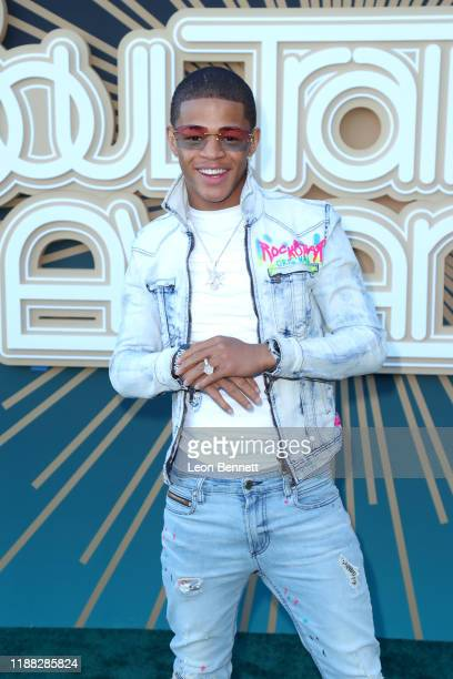 Osiris attends the 2019 Soul Train Awards presented by BET at the Orleans Arena on November 17 2019 in Las Vegas Nevada