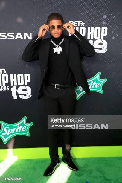 Osiris attends the BET Hip Hop Awards 2019 at Cobb Energy Center on October 05 2019 in Atlanta Georgia
