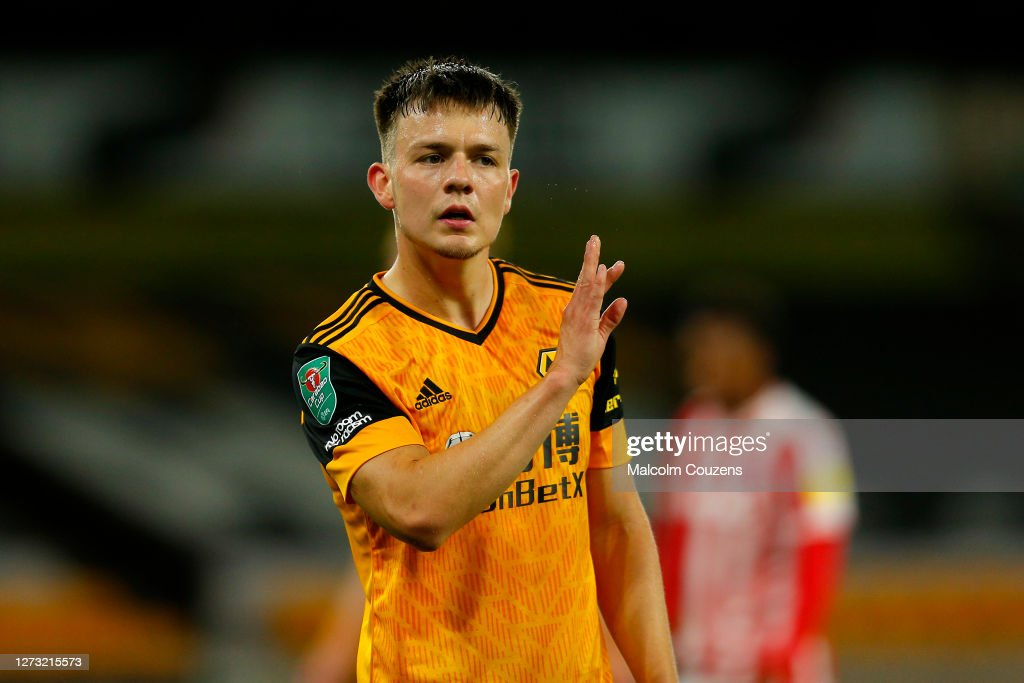 Wolverhampton Wanderers v Stoke City - Carabao Cup Second Round : News Photo