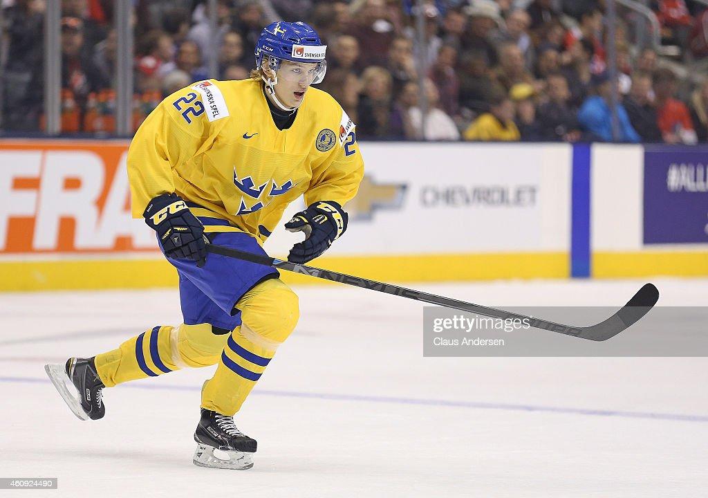 Team Russia v Team Sweden : News Photo