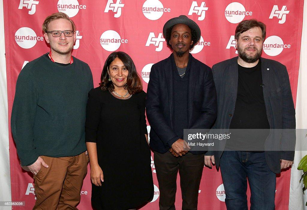 Sundance Institute Global Filmmaking Awards - 2015 Sundance Film Festival