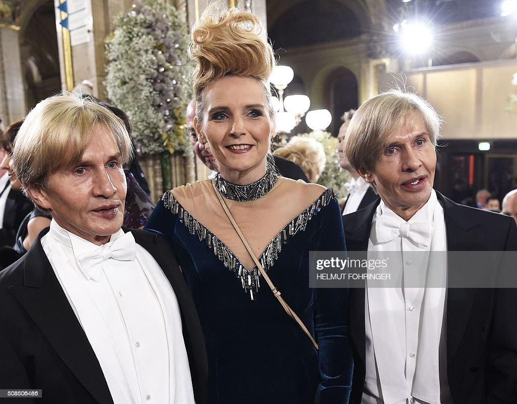 Oskar Wess Ehefrau