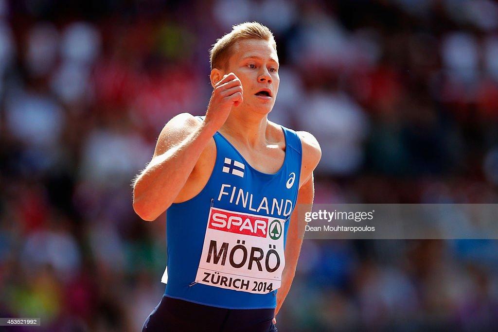 22nd European Athletics Championships - Day One : News Photo