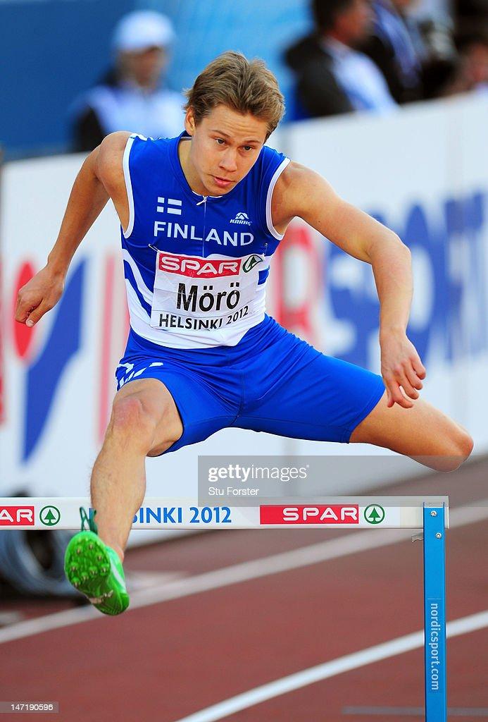 21st European Athletics Championships - Day One : News Photo