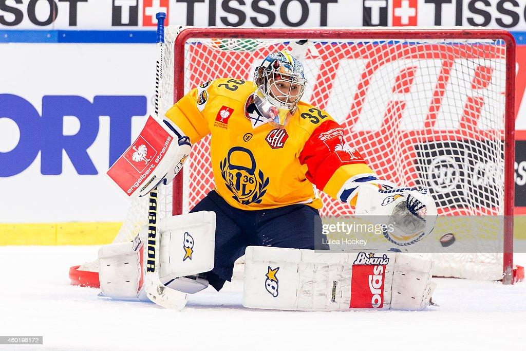 Lulea Hockey v Lukko Rauma - Champions Hockey League Quarter Final : News Photo