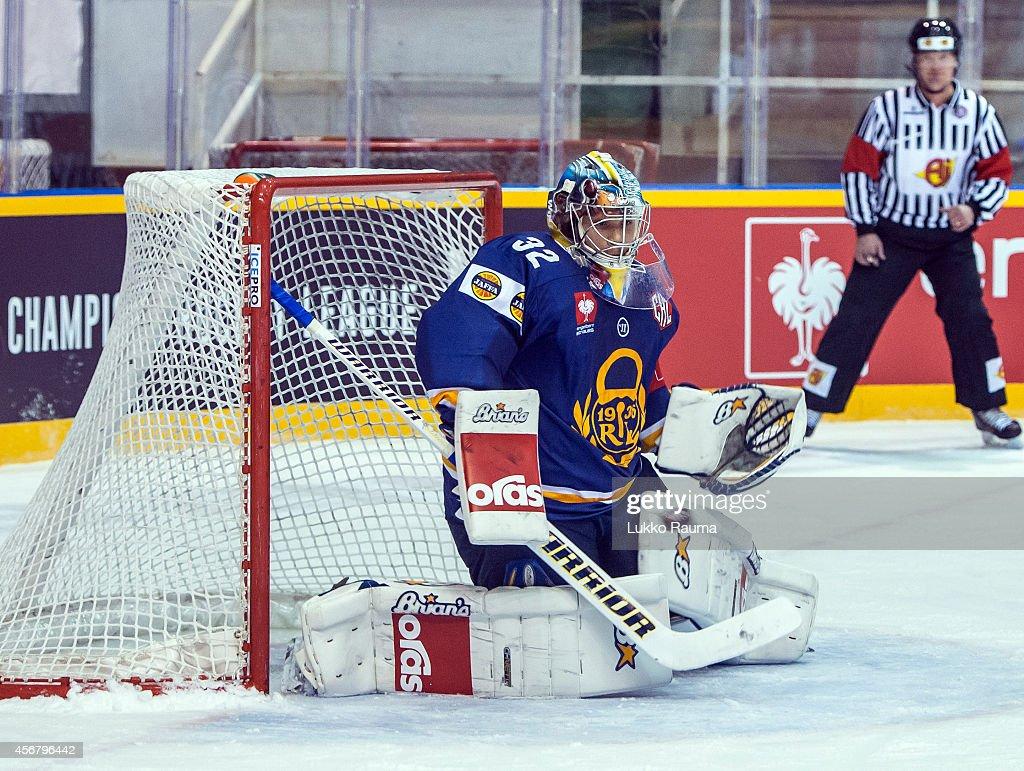 Lukko Rauma v Lulea Hockey - Champions Hockey League : News Photo