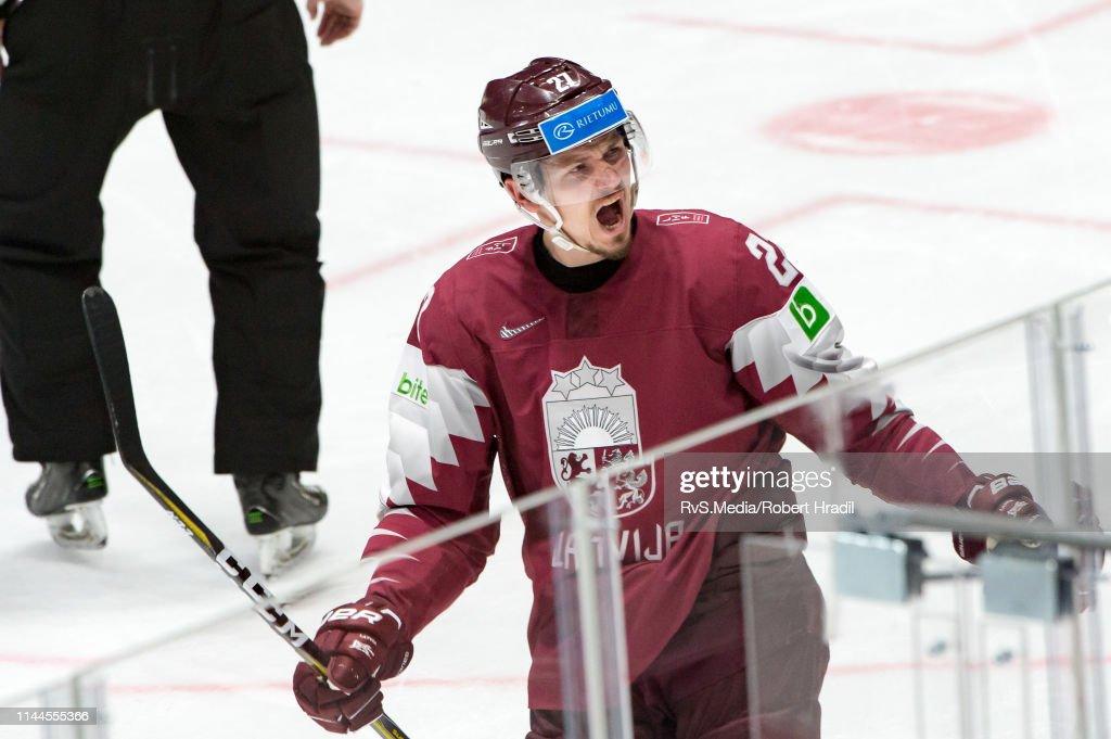 SVK: Latvia v Russia: Group B - 2019 IIHF Ice Hockey World Championship Slovakia