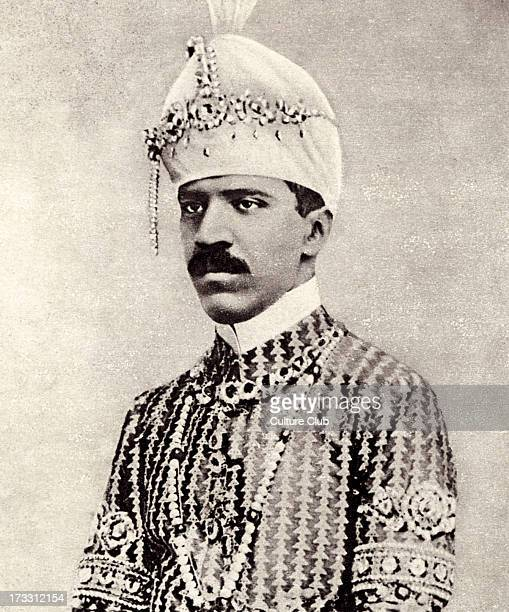 Osman Ali Khan, Asaf Jah VII, Nizam of Hyderabad. Ruler of former monarchy of the Hyderabad State, now in the states of Andhra Pradesh, Karnataka and...