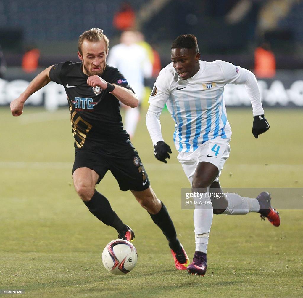 Osmanlispor v FC Zurich - UEFA Europa League