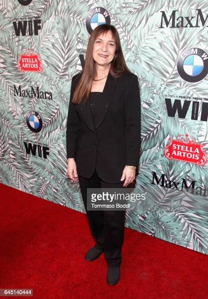 Osnat Shurer attends the tenth annual Women in Film PreOscar Cocktail Party presented by Max Mara and BMW at Nightingale Plaza on February 24 2017 in...