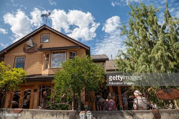 Oso Negro Cafe Nelson West Kootenay British Columbia Canada