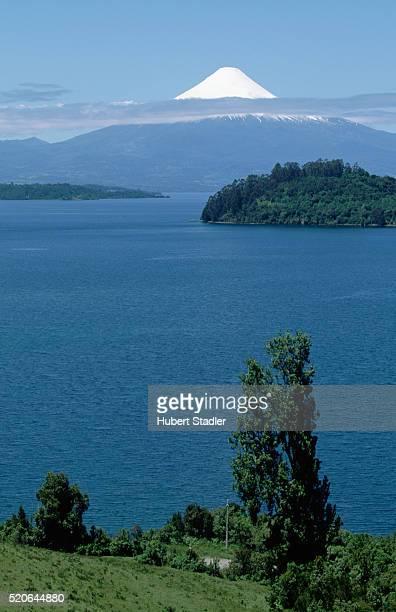 Osorno Volcano and Llanquihue Lake