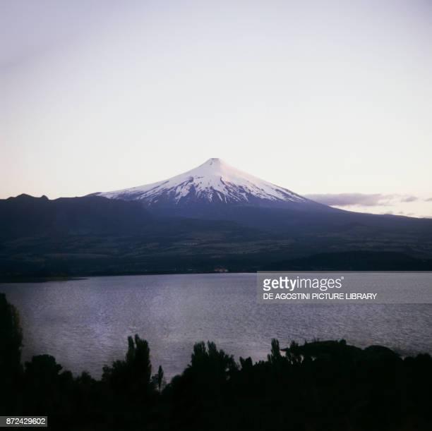 Osorno Volcano Llanquihue Province Los Lagos Region Chile