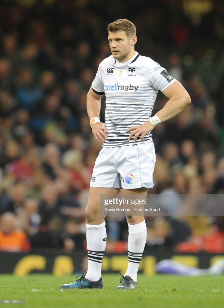 Cardiff Blues v Ospreys - Guinness Pro14  Round 21 : News Photo