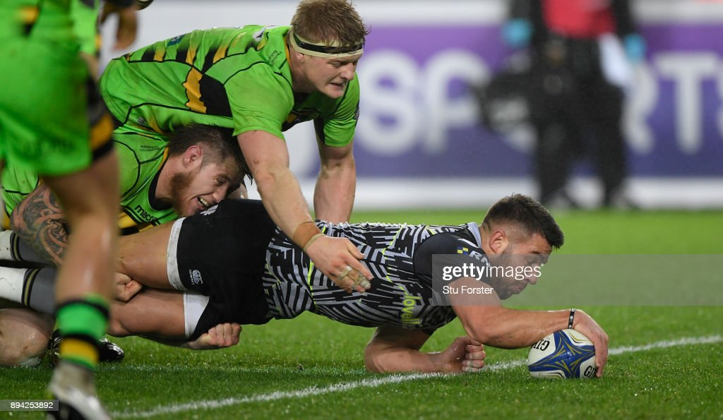 Ospreys v Northampton Saints -  Champions Cup