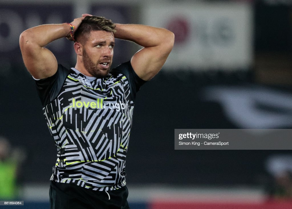 Ospreys v ASM Clermont Auvergne -  Champions Cup : News Photo