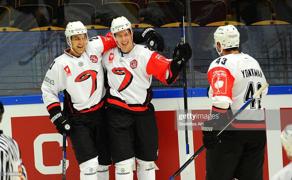 Skelleftea AIK v JYP Jyvaskyla - Champions Hockey League : News Photo