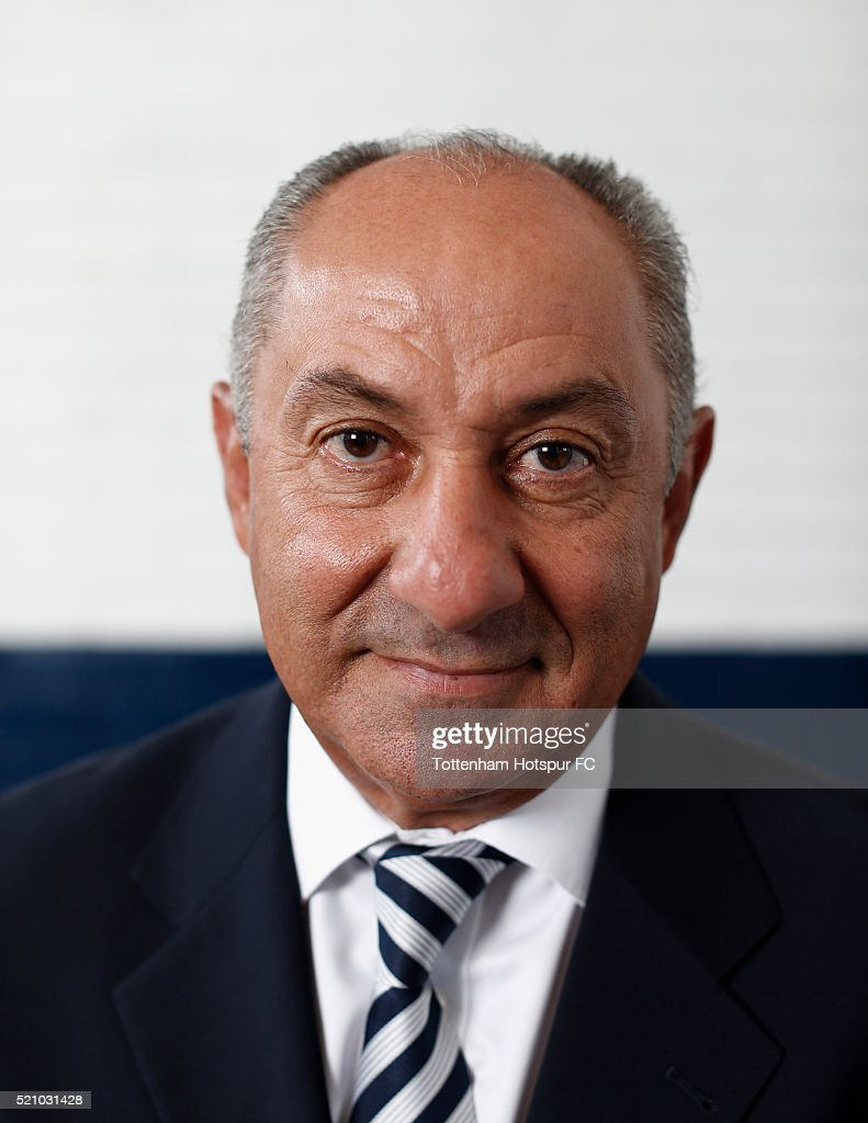 Ossie Ardiles poses at White Hart Lane on August 29, 2015 in London, England.