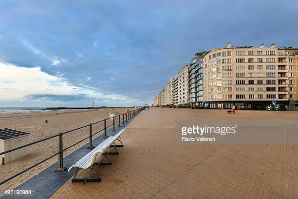 ostend, belgium - waterfront stock pictures, royalty-free photos & images