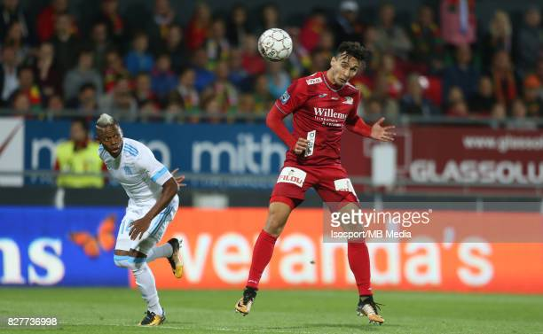 Kv Oostende v Olympique de Marseille / 'nZarko TOMASEVIC'nFootball Uefa Europa League 2017 2018 Third Qualifying round second leg / 'nPicture Vincent...