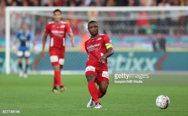 Kv Oostende v Olympique de Marseille / 'nSebastien SIANI'nFootball Uefa Europa League 2017 2018 Third Qualifying round second leg / 'nPicture Vincent...