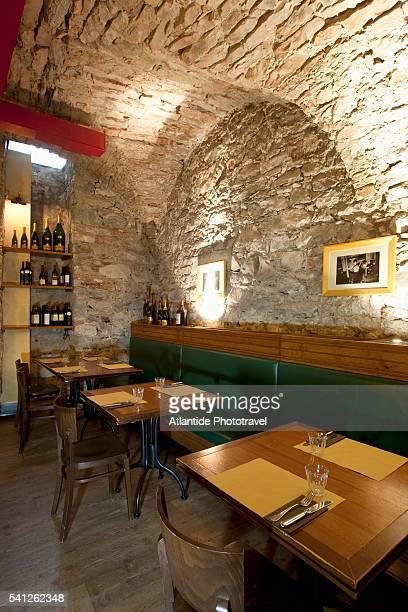 Osteria del Pettirosso restaurant and wine bar