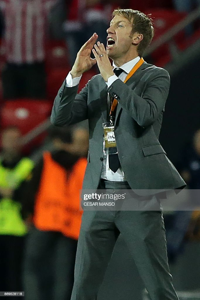 FBL-EUR-C3-ATHLETIC-OSTERSUNDS : News Photo