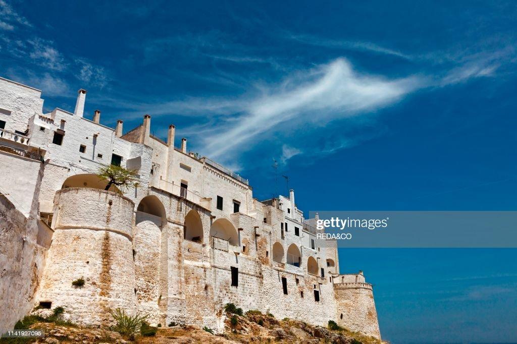 Ostuni. Apulia. Puglia. Italy. Europe : News Photo