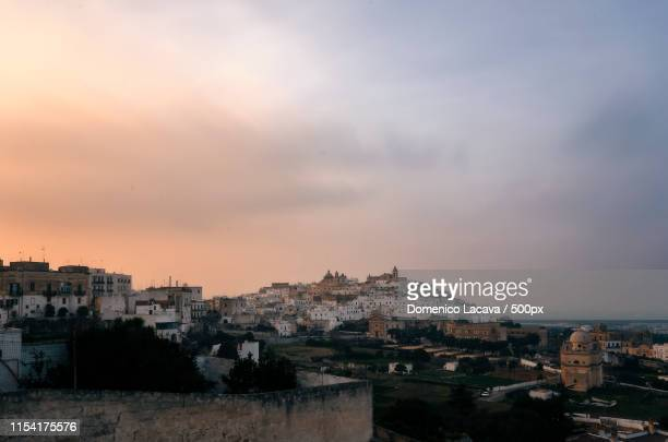 ostuni, italy - ostuni stock photos and pictures