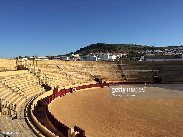 Osuna Spain's bullring is more than a century old and seats around 6500 people A Game of Thronesthemed permanent exhibit is one of several reasons...