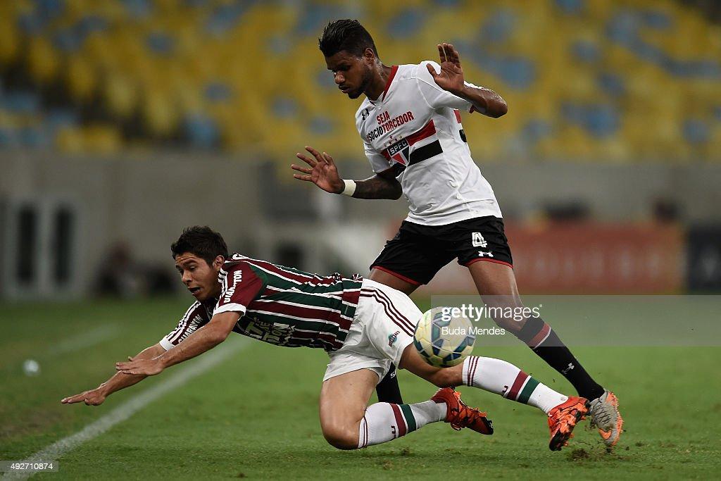 Fluminense v Sao Paulo - Brasileirao Series A 2015